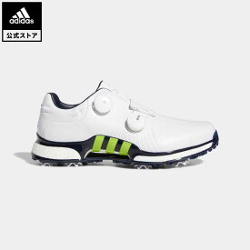 【公式】アディダス adidas 返品可 ゴルフ ツアー360 XT ツイン ボア / Tour360 XT Twin BOA Shoes メンズ シューズ・靴 スポーツシューズ 白 ホワイト F35403 notp