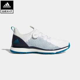 【公式】アディダス adidas ゴルフ フォージファイバー ボア サマーSE 【ゴルフ】 / Forgefiber BOA メンズ シューズ スポーツシューズ 白 ホワイト G26216