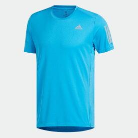 【公式】アディダス adidas オウン ザ ラン TシャツM メンズ ランニング ウェア トップス Tシャツ DX1313 p0323
