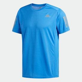 【公式】アディダス adidas オウン ザ ラン TシャツM メンズ ランニング ウェア トップス Tシャツ DX1995 p0323