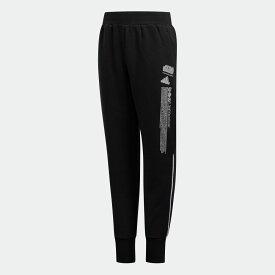 【公式】アディダス adidas バスケットボール STAR WARS YOUTH PANT: LIGHTSABER レディース メンズ ウェア ボトムス パンツ 黒 ブラック FR0074