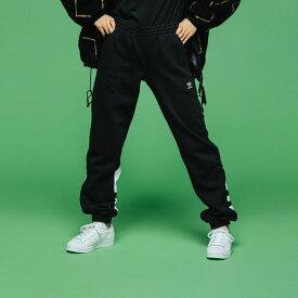 【公式】アディダス adidas ラージ ロゴスウェットパンツ レディース オリジナルス ウェア ボトムス パンツ,スウェット FS1310