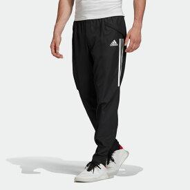 【公式】アディダス adidas サッカー Condivo 20 プレゼンテーション パンツ / Condivo 20 Presentation Pants メンズ ウェア ボトムス パンツ 黒 ブラック EA2491 winterfootball p1126