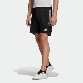 【公式】アディダス adidas サッカー Condivo 20 トレーニング ショーツ / Condivo 20 Training Shorts メンズ ウェア ボトムス ショートパンツ 黒 ブラック EA2498 winterfootball p1126