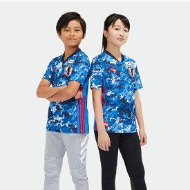 【公式】アディダス adidas サッカー日本代表 2020 キッズ ホーム レプリカ ユニフォーム / Japan Home Kids Jersey キッズ ボーイズ サッカー ウェア トップス ユニフォーム ED7345
