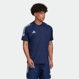【公式】アディダス adidas サッカー Condivo 20 トレーニング ジャージー / Condivo 20 Training Jersey メンズ ウェア トップス ユニフォーム 青 ブルー ED9217 p1126