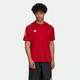 【公式】アディダス adidas サッカー Condivo 20 トレーニング ジャージー / Condivo 20 Training Jersey メンズ ウェア トップス ユニフォーム 赤 レッド ED9218 p0122