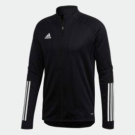 【公式】アディダス adidas サッカー Condivo 20 トレーニング ジャケット / Condivo 20 Training Jacket メンズ ウェア アウター ジャケット ジャージ 黒 ブラック FS7108 winterfootball p1126