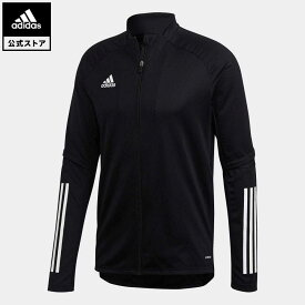 【公式】アディダス adidas サッカー Condivo 20 トレーニング ジャケット / Condivo 20 Training Jacket メンズ ウェア アウター ジャケット ジャージ 黒 ブラック FS7108 winterfootball