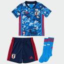 【公式】アディダス adidas サッカー日本代表 2020 ホーム ユニフォーム ミニキット / Japan Home Mini Kit キッズ ボ…