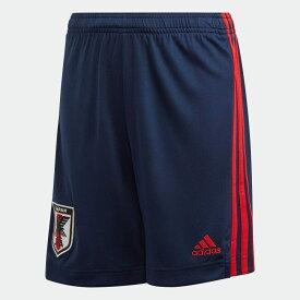 【公式】アディダス adidas サッカー サッカー日本代表 2020 キッズ ホームレプリカ ショーツ / Japan Home Kids Shorts キッズ ウェア ボトムス ショートパンツ 青 ブルー ED7372