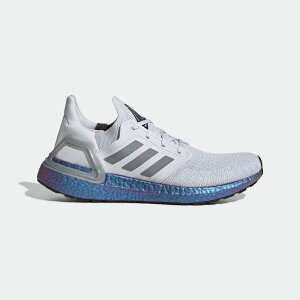 【公式】アディダス adidas ランニング ウルトラブースト 20 / Ultraboost 20 メンズ シューズ スポーツシューズ グレー EG0755 ランニングシューズ スパイクレス valentine