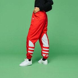【公式】アディダス adidas ビッグロゴ トラックパンツ(ジャージ) オリジナルス レディース ウェア ボトムス ジャージ パンツ 赤 レッド FM2561 下