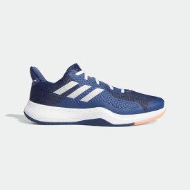 【公式】アディダス adidas ジム・トレーニング FitBounce メンズ シューズ スポーツシューズ 青 ブルー EE4601 トレーニングシューズ スパイクレス p1030