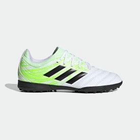 【公式】アディダス adidas サッカー コパ 20.3 TF / フットサル用 / Copa 20.3 Turf Boots キッズ シューズ スポーツシューズ 白 ホワイト EF1921 スパイクレス