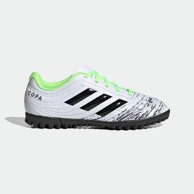 【公式】アディダス adidas サッカー コパ 20.4 TF / フットサル用 / Copa 20.4 Turf Boots キッズ シューズ スポーツシューズ 白 ホワイト EF1924 スパイクレス