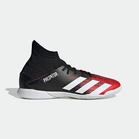 【公式】アディダス adidas サッカー プレデター 20.3 IN / フットサル用/インドア用 / Predator 20.3 Indoor Boots キッズ シューズ スポーツシューズ 黒 ブラック EF1954 スパイクレス p1126