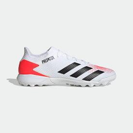 【公式】アディダス adidas サッカー プレデター 20.3 TF / フットサル用 / Predator 20.3 Turf Boots メンズ シューズ スポーツシューズ 白 ホワイト EF1997 スパイクレス