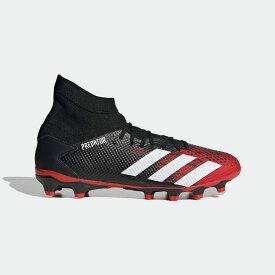 【公式】アディダス adidas サッカー プレデター 20.3 HG/AG / 硬い土用 / 人工芝用 / Predator 20.3 Multi-Ground Boots メンズ シューズ スパイク 黒 ブラック EF1999 サッカースパイク