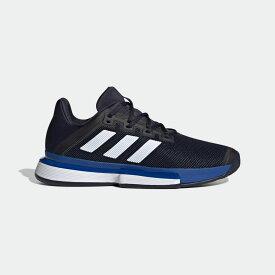 【公式】アディダス adidas ソールマッチ バウンス [SoleMatch Bounce Shoes] メンズ テニス シューズ スポーツシューズ EF2440 テニスシューズ