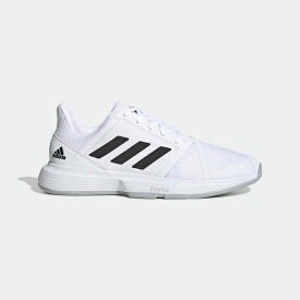 【公式】アディダス adidas テニス コートジャム バウンス / CourtJam Bounce メンズ シューズ スポーツシューズ 白 ホワイト EF2480 スパイクレス テニスシューズ