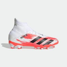 【公式】アディダス adidas サッカー プレデター 20.3 HG/AG / 硬い土用 / 人工芝用 / Predator 20.3 Multi-Ground Boots キッズ シューズ スパイク 白 ホワイト EG0928 サッカースパイク