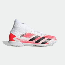 【公式】アディダス adidas サッカー プレデター 20.3 TF / フットサル用 / Predator 20.3 Turf Boots キッズ シューズ スポーツシューズ 白 ホワイト EG0929 スパイクレス