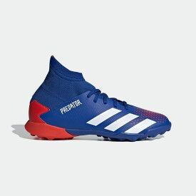 【公式】アディダス adidas サッカー プレデター 20.3 TF / フットサル用 / Predator 20.3 Turf Boots キッズ シューズ スポーツシューズ 青 ブルー EG0955 スパイクレス