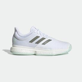 【公式】アディダス adidas ソールコート ブースト [SoleCourt Boost Shoes] メンズ テニス シューズ スポーツシューズ EG1482 ss2020_mss p0323
