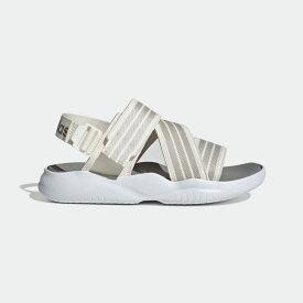 【公式】アディダス adidas 水泳 90s サンダル / 90s Sandals レディース シューズ サンダル 白 ホワイト EG5133 p1030