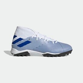 【公式】アディダス adidas サッカー ネメシス 19.3 TF / フットサル用 / Nemeziz 19.3 Turf Boots メンズ シューズ スポーツシューズ 白 ホワイト EG7228 スパイクレス