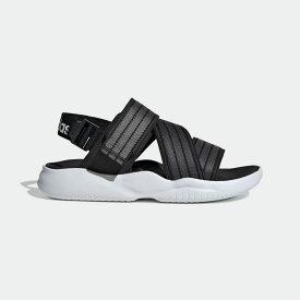 【公式】アディダス adidas 水泳 90s サンダル / 90s Sandals レディース シューズ サンダル 黒 ブラック EG7647 p1030