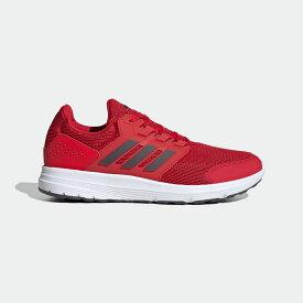【公式】アディダス adidas ランニング ギャラクシー 4 / Galaxy 4 メンズ シューズ スポーツシューズ 赤 レッド EG8370 ランニングシューズ スパイクレス