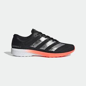 【公式】アディダス adidas ランニング アディゼロ RC 2.0 ワイド / Adizero RC 2.0 Wide メンズ シューズ スポーツシューズ 黒 ブラック EH3143 スパイクレス ランニングシューズ