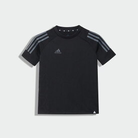 【公式】アディダス adidas サッカー TANGO ジャカード ジャージー / TANGO Jacquard Jersey キッズ ウェア トップス ユニフォーム 黒 ブラック FJ6334 p1126