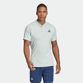 【公式】アディダス adidas テニス FreeLift HEAT.RDY ポロシャツ / FreeLift HEAT.RDY Polo Shirt メンズ ウェア トップス ポロシャツ 緑 グリーン FK0805