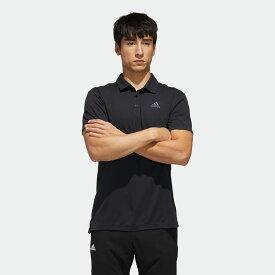 【公式】アディダス adidas テニス HEAT.RDY カラーブロック ポロシャツ / HEAT.RDY Colorblocked Polo Shirt メンズ ウェア トップス ポロシャツ 黒 ブラック FK1414