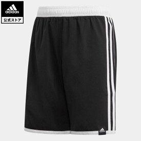 【公式】アディダス adidas 返品可 水泳 3ストライプス スイムショーツ / 3-Stripes Swim Shorts キッズ ウェア・服 水着 スイムショーツ 黒 ブラック FM4143