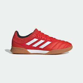 【公式】アディダス adidas サッカー コパ 20.3 サラ IN / インドア用 / Copa 20.3 Sala Indoor Boots メンズ シューズ スポーツシューズ 赤 レッド G28548 スパイクレス