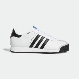 【公式】アディダス adidas サモア / Samoa オリジナルス レディース メンズ シューズ スニーカー 白 ホワイト 675033 ローカット