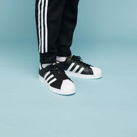 【公式】アディダス adidas スーパースター / Superstar オリジナルス レディース メンズ シューズ スニーカー 黒 ブラック FV3286 valentine ローカット p1126