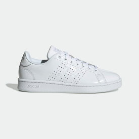 【公式】アディダス adidas テニス アドバンテージ / Advantage レディース シューズ スポーツシューズ 白 ホワイト EE7494 テニスシューズ スパイクレス
