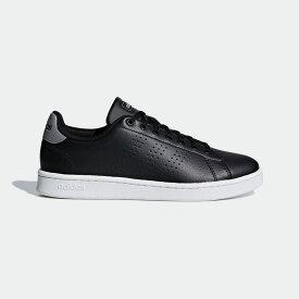 【公式】アディダス adidas テニス ADVANCOURT LEA M レディース メンズ シューズ スポーツシューズ 黒 ブラック F36431 テニスシューズ スパイクレス