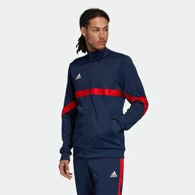 【公式】アディダス adidas TAN テープ クラブハウス ジャケット / TAN Tape Clubhouse Jacket メンズ サッカー ウェア アウター ジャケット
