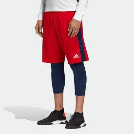 【公式】アディダス adidas TAN テープ ショーツ / TAN Tape Shorts メンズ サッカー ウェア ボトムス ハーフパンツ FM0891 moress