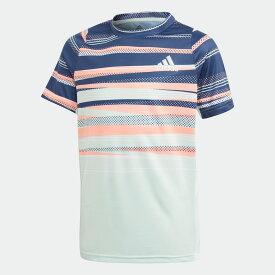 【公式】アディダス adidas FreeLift AEROREADY 半袖Tシャツ / FreeLift AEROREADY Tee キッズ ボーイズ テニス ウェア トップス Tシャツ FS9251 ss2020_mss