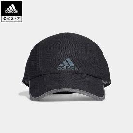 【公式】アディダス adidas ランニング AEROREADY ランナー メッシュキャップ / AEROREADY Runner Mesh Cap レディース メンズ アクセサリー 帽子 キャップ 黒 ブラック FK0838