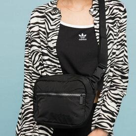 【公式】アディダス adidas モダンエアラインバッグ オリジナルス レディース メンズ アクセサリー バッグ ショルダーバッグ 黒 ブラック ED7992 p1030