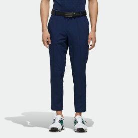 【公式】アディダス adidas ゴルフ ADICROSS クロッシングプリント クロップドパンツ【ゴルフ】 メンズ ウェア ボトムス パンツ 青 ブルー FJ4320 p0122