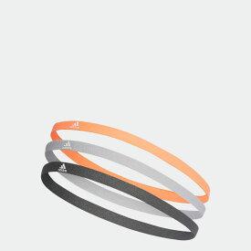 【公式】アディダス adidas ジム・トレーニング 3PP ヘアバンド レディース メンズ アクセサリー 帽子 ヘッドバンド オレンジ FM0217